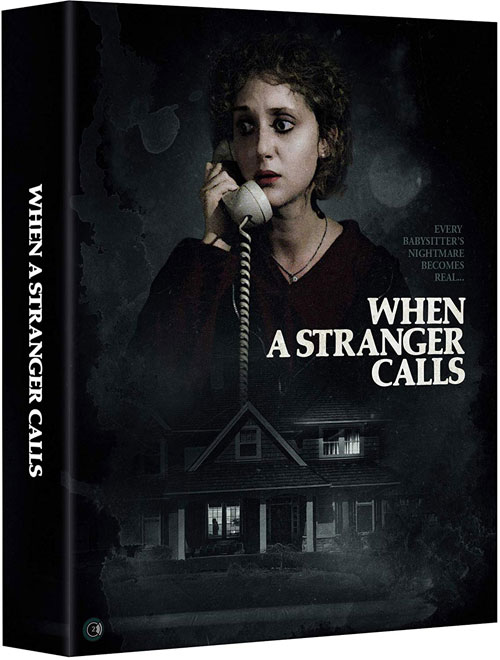 When A Stranger Calls - UK Blu-ray