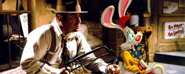 Who Framed Roger Rabbit, Film, Robert Zemeckis, Bob Hoskins, Top 10 Films