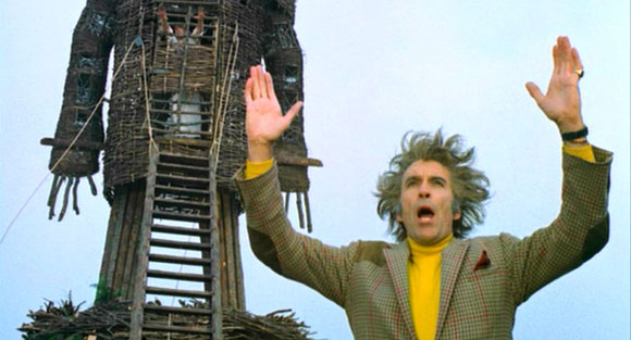 The Wicker Man, Robin Hardy, Christopher Lee,