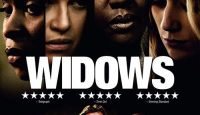 Widows - UK Blu-ray