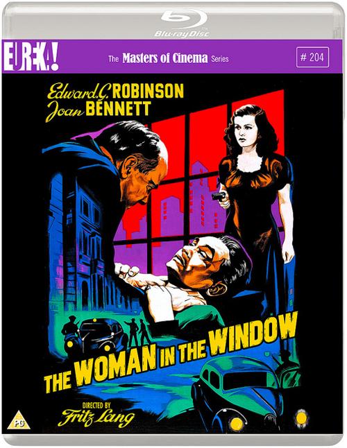 Woman In The Window - UK Blu-ray