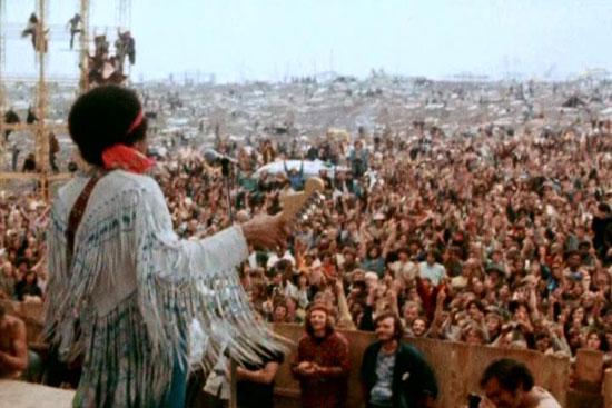 Woodstock, Film, music concert film,