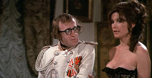 Top 10 Woody Allen One-Liners