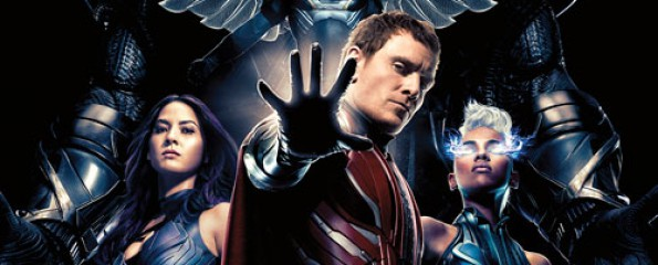 X-Men Apocalypse Poster - Top 10 Films