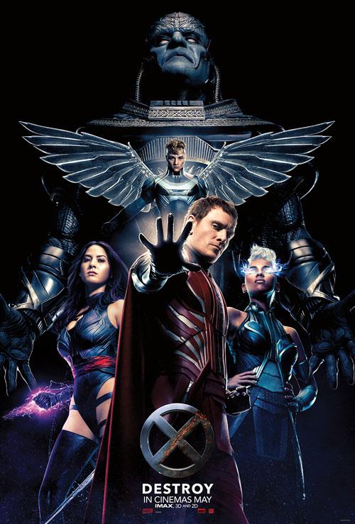 X-Men Apocalypse Poster - Top 10 Films