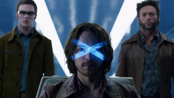 X-Men Days of Future Past, Top 10 Films of 2014