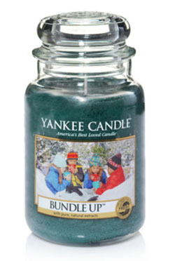 Yankee Candle's Christmas range of scented candles has some delightfully named entries.