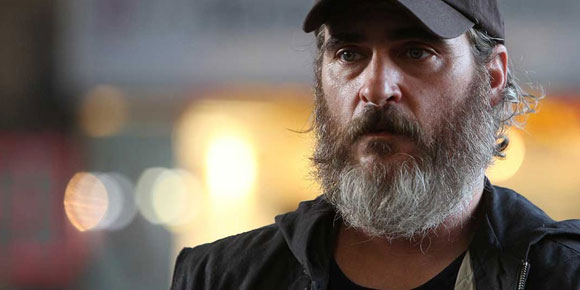 You Were Never Really Here - Joaquin Phoenix in a Lynne Ramsay film